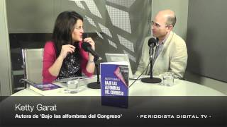 Ketty Garat: &quot;En pol&iacute;tica de comunicaci&oacute;n, Rajoy ha hecho bueno a Zapatero&quot;