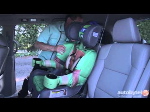 How to Install a Front-Facing Combination Car Seat