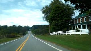 Breezewood (PA) United States  City new picture : Lincoln Highway Eastbound Bedford County: Eastern Divide to Breezewood