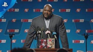 NBA 2K18 - Legend Edition Reveal Trailer | PS4