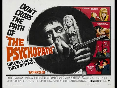 Amicus - The Psychopath 1966