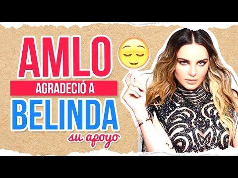 Frases inteligentes - Así le agradeció AMLO a Belinda su apoyo en Twitter  Noticias con Ciro Gómez Leyva
