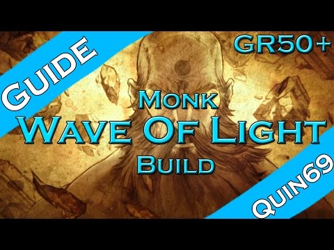 [2.1.2] Strongest Monk Build GR50+ Diablo 3