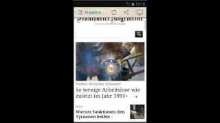 Deutsche Zeitungen YouTube video