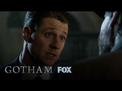 Gordon Shares His Concern For Barnes | Season 3 Ep. 9 | GOTHAM