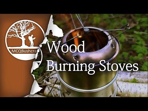 Woodgas Stove & Firebox Stove