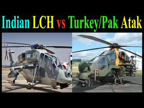 Light Combat Helicopter/LCH vs...