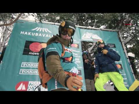 Best of - Hakuba Freeride 4* 2017 FWQ17