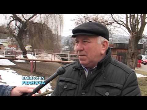Emisiunea Undeva în Prahova – comuna Telega – 23 februarie 2014