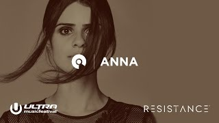 Anna - Live @ Ultra Music Festival Miami 2017, Resistance Stage