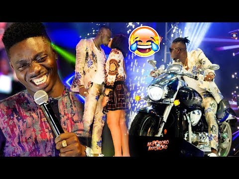 Akpororo Crazy Entrance shutdown ( Akpororo vs Akpororo) Destalker comedy Brilliance Outstanding