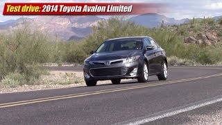 In 2013 Toyota designed an all new Avalon for younger audiences. We test the 2014 to see if it's young enough and smart enough to escape from Sun City. Full ...
