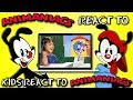 Download Lagu Animaniacs React To Kids React To Animaniacs Mp3 Free