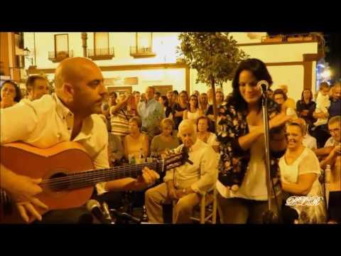 Salve Rociera por Alba Casado en la Hermandad del Rocío de Isla Cristina