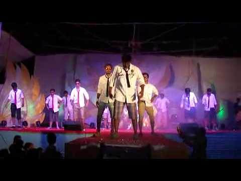 SVIT VASAD Hostel Boys Sexy Funny Dance (2014) At Annual Day