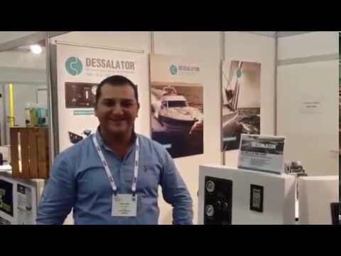 "Metstrade Show 2016 Fuarı ""DESSALATOR"" Standı"