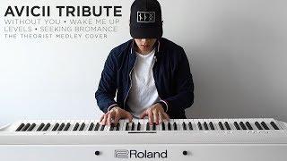 Video Avicii Piano Tribute | The Theorist Medley Cover MP3, 3GP, MP4, WEBM, AVI, FLV Juli 2018