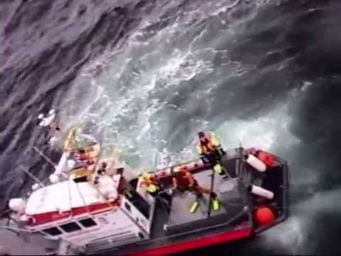 "Norwegian NSSR lifeboat ""RS Bjarne..."