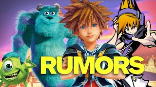 Analyzing Three Kingdom Hearts 3 Rumors by IGN