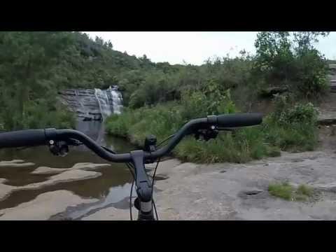 Lago Azul - Cachoeiras - Jaguariaíva - Paraná - Campos Gerais - APA Escarpa Devoniana