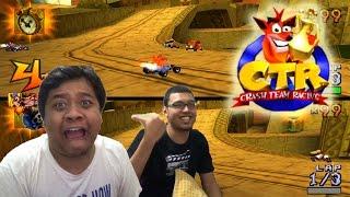 Video Game Jadul NGAKAK ABIS! - Crash Team Racing! (CTR!) MP3, 3GP, MP4, WEBM, AVI, FLV Desember 2018