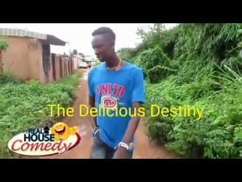 Urinate your destiny here 😂😂 (Real House of Comedy) (Nigerian Comedy)
