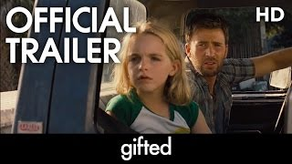 Gifted 2017 Official Trailer HD
