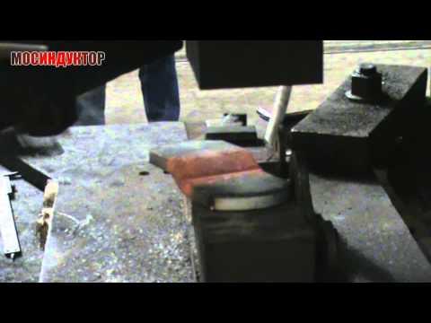 Горячая штамповка гнутых пластин