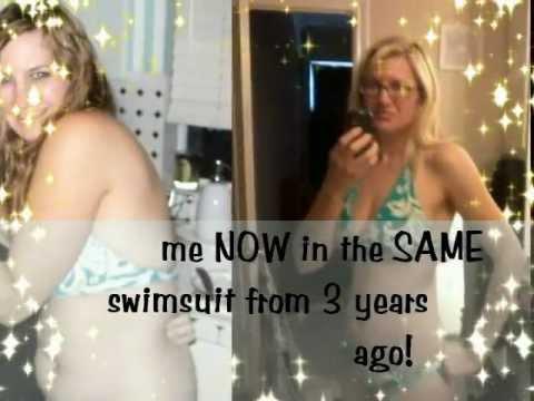 P90X Women's Results Transformation-Melissa Jones