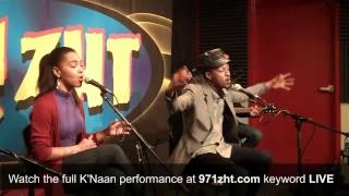 K'Naan - Hurt Me Tomorrow - LIVE