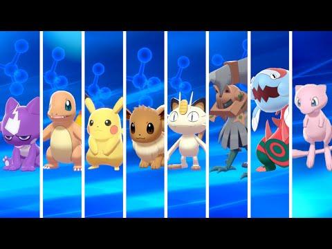Pokémon Sword & Shield - How to Get All Gift Pokémon