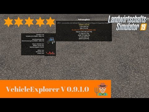 VehicleExplorer v0.9.3.1