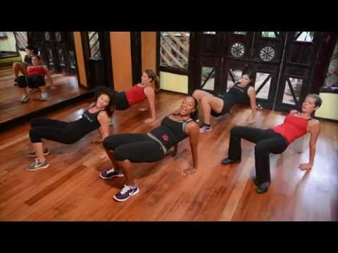 100's! - Great workout to get you in shape when you don't have a lot of time. You can do this workout anywhere and work you whole body. This is also a part of my Post...