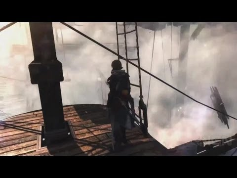 Assassin's Creed 4 Black Flag (CD-Key, Uplay, Россия и СНГ) Gameplay