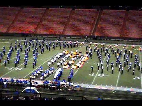 "Pirates!!!: 2005 Moanalua ""Menehune"" Marching Band & Color Guard (OIA)"