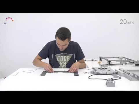 Hephestos 2- El montaje más rápido