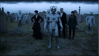 Great speech from Danny Pink before commanding the Cybermen to save the world from its darkest day.