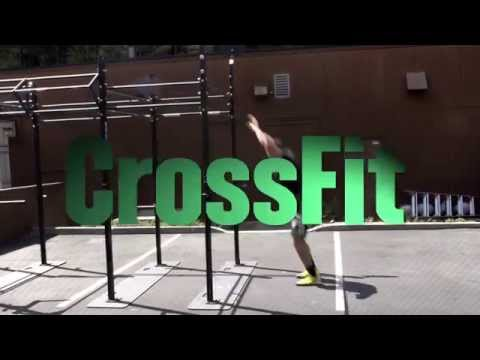 Ben Lomond CrossFit Aug 21,2014