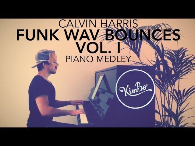 Calvin Harris: 'Funk Wav Bounces Vol. 1′ Album – Download