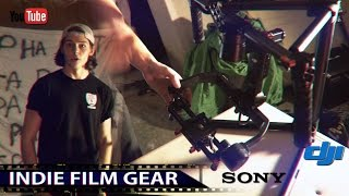 In this video, we show you guys our Indie Filmmaking Gear, which includes WarTorn's Sony A7s, Ronin M, DJI Phantom 3, Zoom H4n, and more! Comment below if you want us to make any in depth videos about our gear!So you guys may have noticed our lack of films lately. Well, it is for good reason. Within a week, Pathogen Episode 2 is already close to half way done being filmed. You guys are in for a treat. We still have plans to do short films from time to time, but for now you guys can expect more equipment videos, tutorials, Behind the scenes, and maybe occasional VLOGS! Stay tuned guys.SUBSCRIBE for weekly/bi-weekly uploads: http://bit.ly/1fea3eCCheck out our previous video!- https://www.youtube.com/watch?v=IDq2Fm4pm_o--OUR ZOMBIE WEB SERIES PATHOGENhttps://www.youtube.com/watch?v=2XRax...WATCH OUR GTA 6 FAN MADE GUN GAME IN REAL LIFE:- http://bit.ly/2kGyRSf--OUR MOST POPULAR UPLOAD FEATURING KILLER CLOWNShttps://www.youtube.com/watch?v=pWn1Z...--CHECK OUT OUR SHORT ACTION SCENEShttps://www.youtube.com/watch?v=FKozk...--OUR DOCTOR WHO FAN FILM https://www.youtube.com/watch?v=qyh_z...-- CHECK US OUT ON SOCIAL MEDIA!!:OUR FACEBOOK-http://on.fb.me/MB5wqDOUR INSTAGRAM-@wartorn_productionsStay Awesome, and have a blessed week guys!Music from Epidemic Sound (http://www.epidemicsound.com)