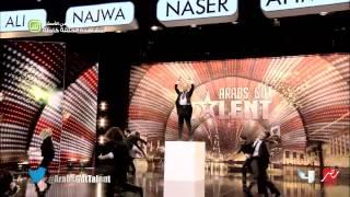 Arabs Got Talent - Sima - تجارب الأداء