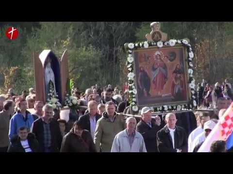 Komušina: Vrhbosanska nadbiskupija posvećena Bezgrešnom Srcu Marijinu
