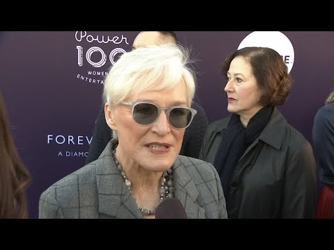 Glenn Close hails Time magazine's 'spectacular' Person of the Year