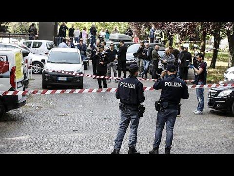 Ιταλία: Έκρηξη έξω από ταχυδρομείο στη Ρώμη