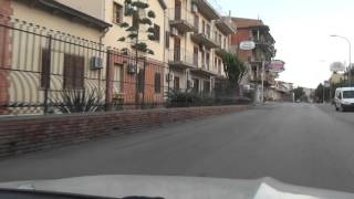 Capo d'Orlando Italy  city pictures gallery : Malvicino Capo d'Orlando SS113 Sicily Italy Italien 14.10.2015