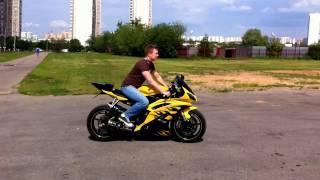 10. Yamaha R6 2008