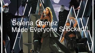 Video Selena Gomez Shocked Everyone With This! MP3, 3GP, MP4, WEBM, AVI, FLV Maret 2018