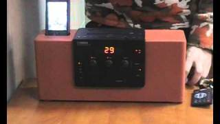 TSX-112YL Desktop Audio Review YouTube video