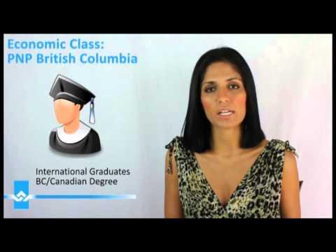 PNP British Columbia Skilled Immigration Video