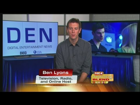 Digital Entertainment News with Ben Lyons